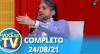Você na TV (24/08/21) | Comprleto
