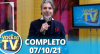Você na TV (07/10/21) | Completo