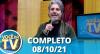 Você na TV (08/10/21) | Completo