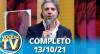 Você na TV (13/10/21) | Completo