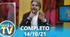 Você na TV (14/10/21) | Completo