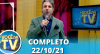 Você na TV (22/10/21) | Completo