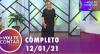 Vou Te Contar (12/01/2021) | Completo