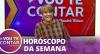 Márcia Fernandes revela recado dos astros para seu signo