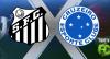 Santos 0x1 Cruzeiro - 01/08/2018 - Copa do Brasil