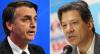 Bolsonaro 59% vs Haddad 41%. Em quem você vai votar, e por quê?