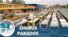 Manhã de caos no transporte público na zona Sul de São Paulo