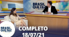 Brasil Que Faz (18/07/21)   Completo
