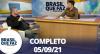 Brasil Que Faz (05/09/21) | Completo