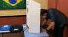 Presidente Jair Bolsonaro votou no Rio de Janeiro