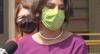 Manuela D'Ávila vota em Porto Alegre e esbanja otimismo