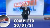 Alerta Nacional (20/01/21)   Completo