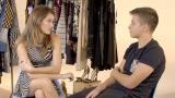 Isabeli Fontana se emociona em bate-papo com 'Cinderelo' (1)