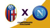 RedeTV! transmite Bologna x Napoli às 15h15 deste sábado (25)