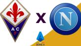 RedeTV! transmite Fiorentina x Napoli às 15h30 deste sábado (24)