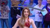 Dança do ventre agita o game mais divertido da televisão brasileira