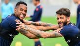 Brasileiro do Basaksehir diz que Robinho quer encerrar a carreira no Santos