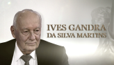 Jurista e professor Ives Gandra Martins é convidado desta quarta-feira (3)