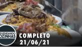 Desvendando Cozinhas: Sabores da culinária nordestina (21/06/21)   Completo