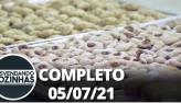 Desvendando Cozinhas: Refeições de um prisão (05/07/21)   Completo