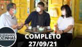 Desvendando Cozinhas: Produção da Bananinha Paraibuna (27/09/21) ? Completo