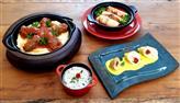 Edu Guedes ensina receitas de peixe, frango e bife a rolê