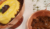 Convidada de Edu Guedes ensina receitas de ragu, polenta e nhoque de batata