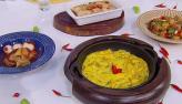 Edu Guedes ensina a preparar diversas receitas com frango