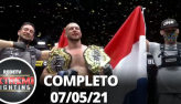 RedeTV Extreme Fighting (07/05/21)   Completo