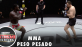MMA: Oumar Kane x Kirill Grishenko