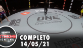 RedeTV Extreme Fighting (14/05/21) | Completo