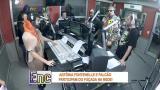 Ant�nia Fontenelle e Falc�o participam do Fu�ada na Rede