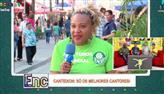 Canteixon: povo solta a voz no microfone