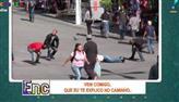 Vem Comigo! Malucos são atacados por 'homens invisíveis'