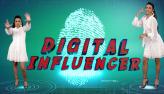 Digital influencer: Tih Blogueira tentando fazer amizade