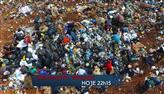 O cotidiano dos lixões é assunto do