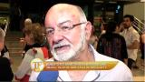 Silvio de Abreu elogia 'Os Dez Mandamentos'
