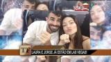 Laura Keller e Jorge Sousa curtem viagem em Las Vegas