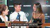 Arthur Aguiar e Mayra Cardi: