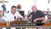 Geraldo Luís relembra segredos de Marcelo Rezende