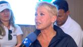 Xuxa conta que lua de mel com Junno Andrade nas Ilhas Maldivas foi surpresa