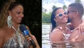 Viviane Araújo conta como se apaixonou pelo vizinho: