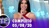 TV Fama (05/08/20) | Completo