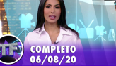TV Fama (06/08/20) | Completo