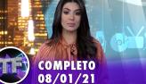 TV Fama (08/01/21) | Completo