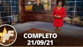 TV Fama (21/09/21)   Completo
