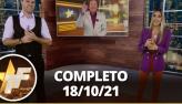 TV Fama (18/10/21)   Completo