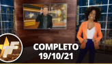 TV Fama (19/10/21) | Completo