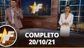 TV Fama (20/10/21)   Completo