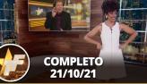 TV Fama (21/10/21)   Completo